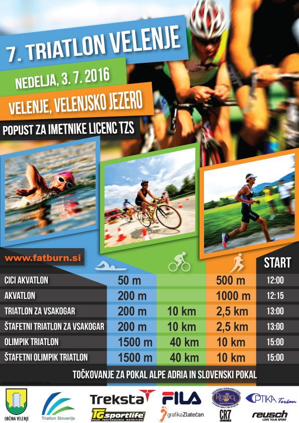 PRAVI LETAK triatlon-velenje